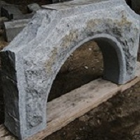 Wood Oven Diary….Carving The Outer Arch II