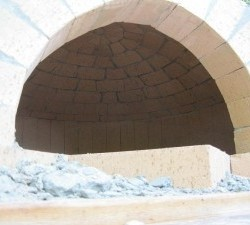 Wood Oven Diary….Building the Dome!