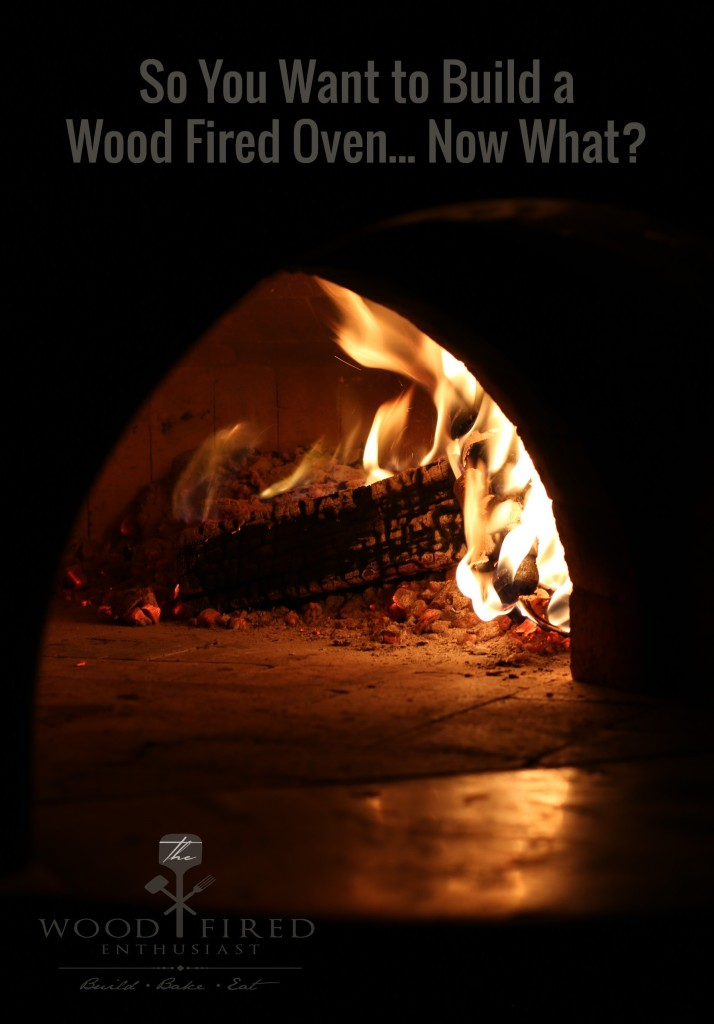 Where to start when building a wood fired oven by The Wood Fired Enthusiast