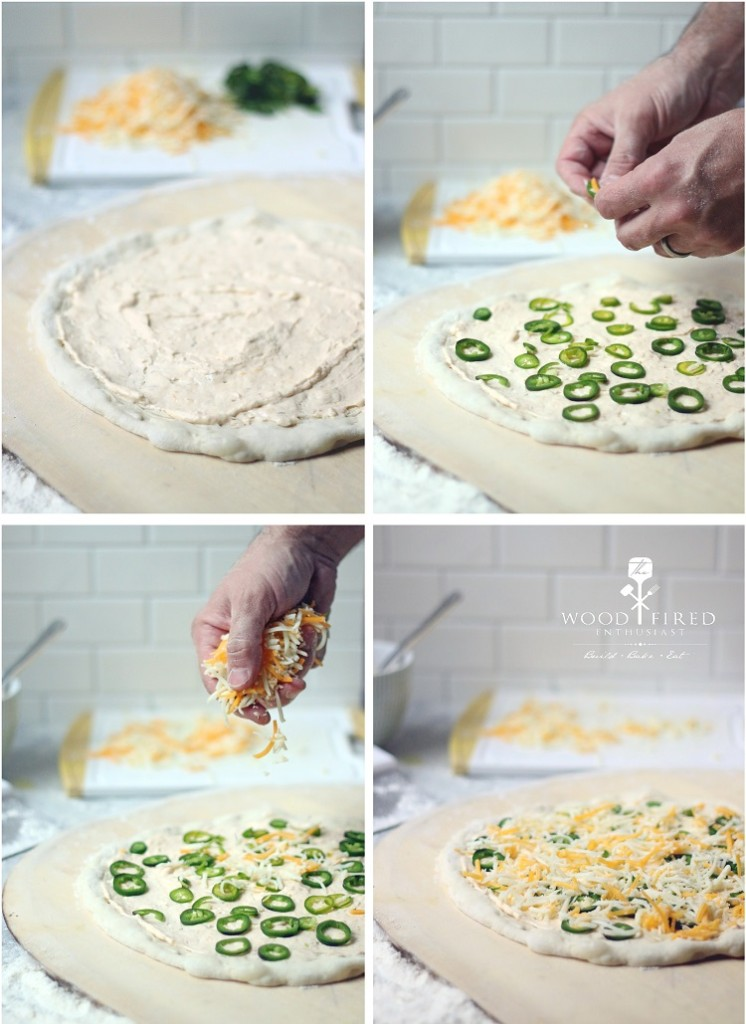 A wood fired oven pizza recipe from Matt Sevigny of The Wood Fired Enthusiast