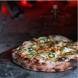 A wood fired pizza oven recipe from Matt Sevigny